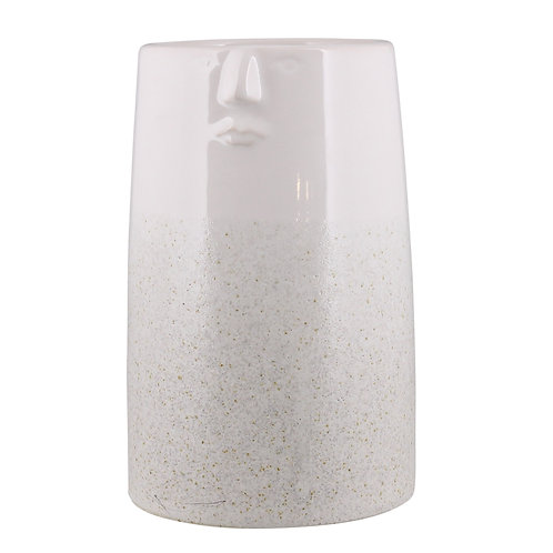 Jean Vase with Face - Ceramic (Large)