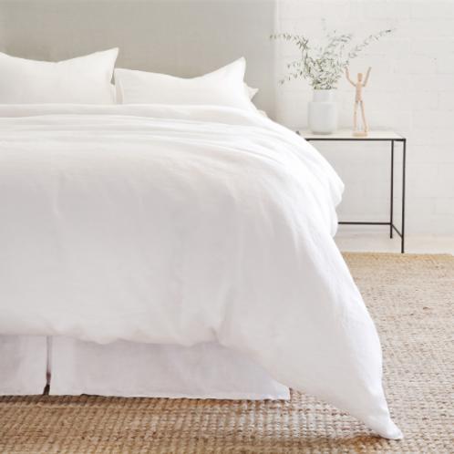 Parker Linen - White