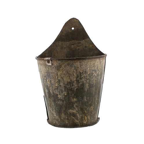 Wall Mounted Half Bucket