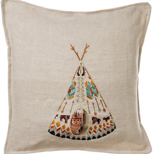 Coral & Tusk Plains Fox Pocket Pillow