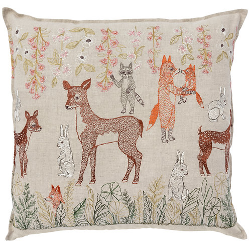 Coral & Tusk Spring Blossoms Pillow