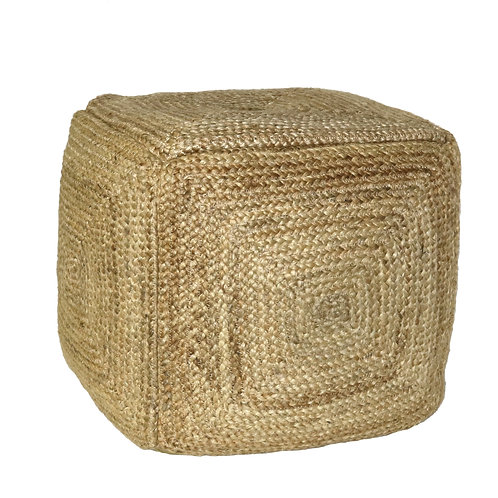 Santa Cruz Hemp Puff Square