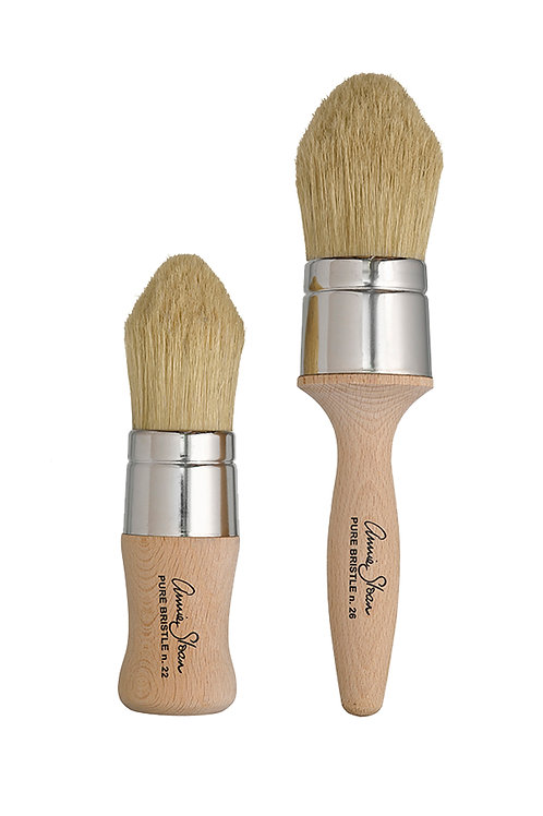 Annie Sloan Wax Brushes
