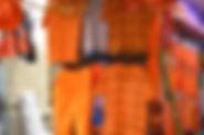 Orange, couleur de tradition et de religion