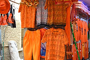 Orange, sacred colour of tradition and religion