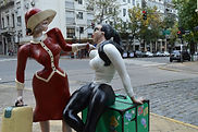 Buenos Aires, public art, museums
