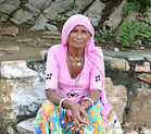 Femme du Rajasthan: courage et couleur