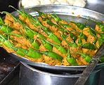 Comer en India