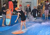 Montreal, Canada, Surf, Restaurante
