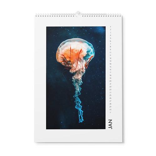 Wall Calendar (2021)