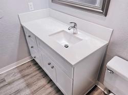 2021 Remodeled Bathroom