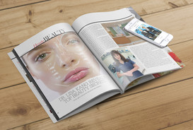 Haute Living Magazine