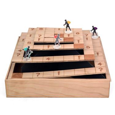 Lazer Cut Game Board