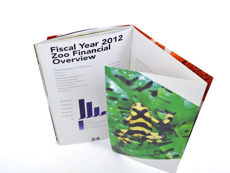 Oakland Zoo Anual Report