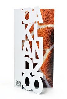 Oakland Zoo Annual Report