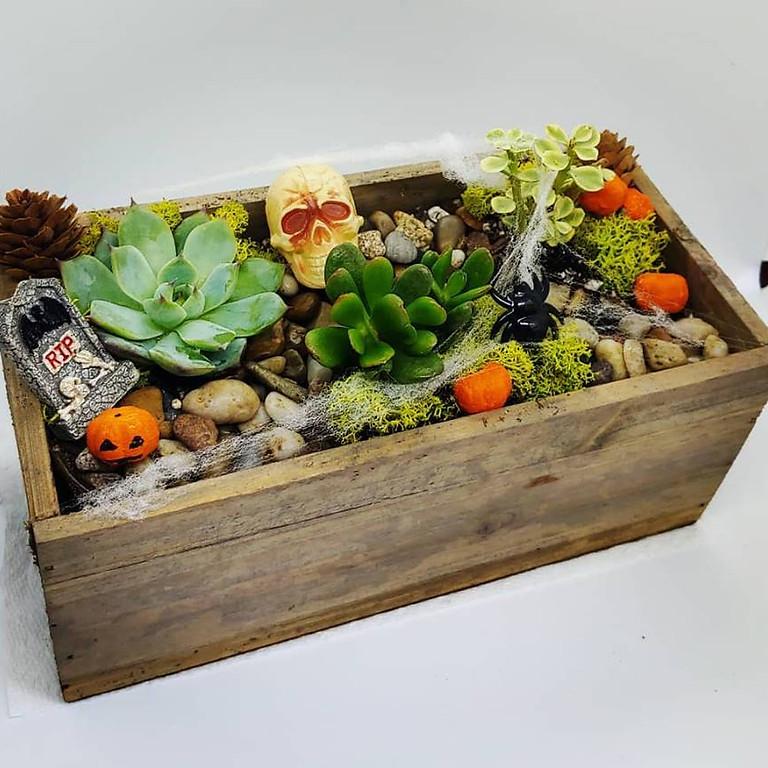 Halloween Themed Box