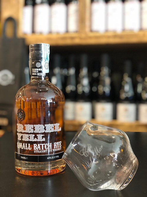 Kentucky Straight - Rebel Yell Bourbon ( Small Batch Rye)