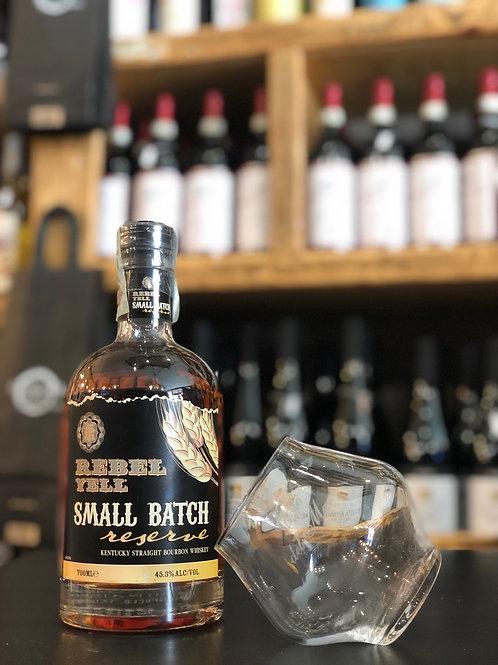 Kentucky Straight - Rebel Yell Bourbon ( Small Batch)