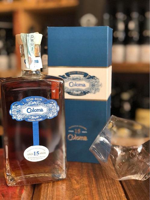 Rum 15 Anni Coloma
