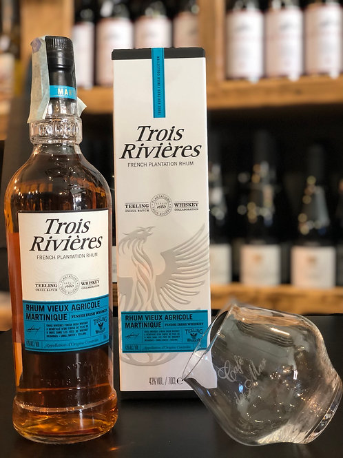 Trois Rivieres - Telling Whisky