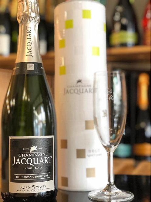 Jacquart Brut Mosaique Signature Champagne 5 Years