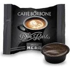 Borbone Nero (Compatibili A Modo Mio)