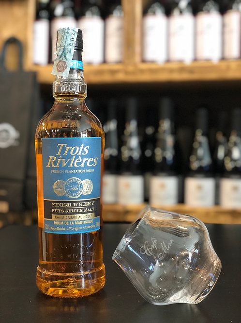 Trois Rivieres - Finish Whisky