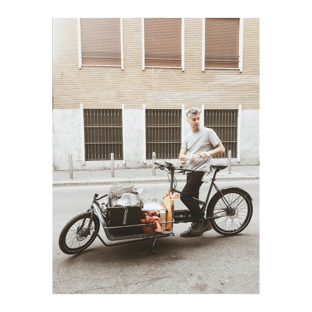 Cargo bike noleggio