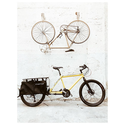 XTRACYCLE | Leap + bike + borse