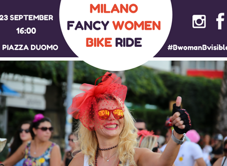 Fancy Women Bike Ride debutta a Milano