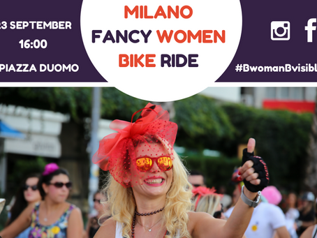 Fancy Women Bike Ride debutta a Milano