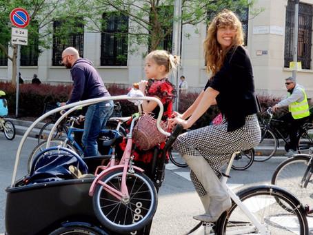 Vi racconto la mia vita in Cargo Bike al Festival LeBici