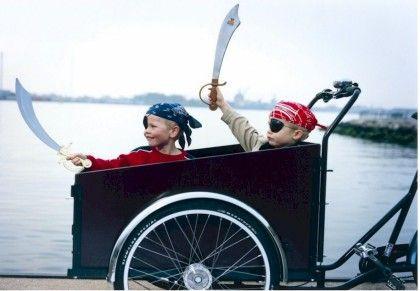 Storia di Christiania Bike, la madre di tutte le Cargo.