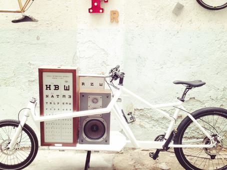 Kápo, dalla Grecia la Cargo Bike leggera