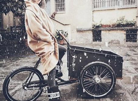 Per comprare una Cargo Bike è meglio l'Inverno.