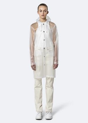 RAINS | Trasparent Hooded Coat