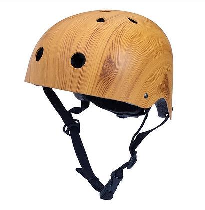 COCONUTS | Wood design helmet