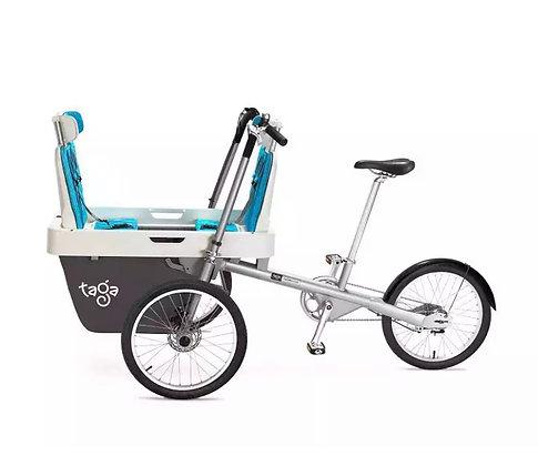 TAGA | Family Bike due seggiolini