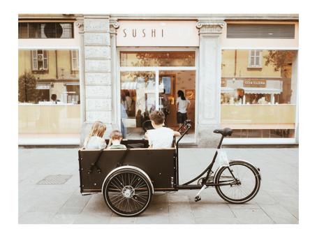 Cargo Bike a meno di 4 € al giorno. E'arrivato il noleggio Low Cost di Fridabike