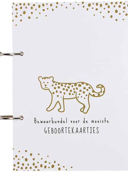 Bundel Geboorte Cheetah Honey Gold
