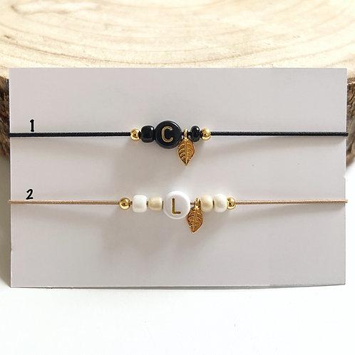 Armband Blad Goud