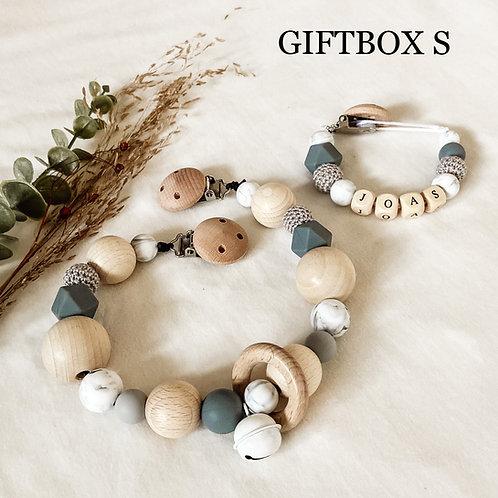 Giftbox S (kies zelf 3 kleuren)