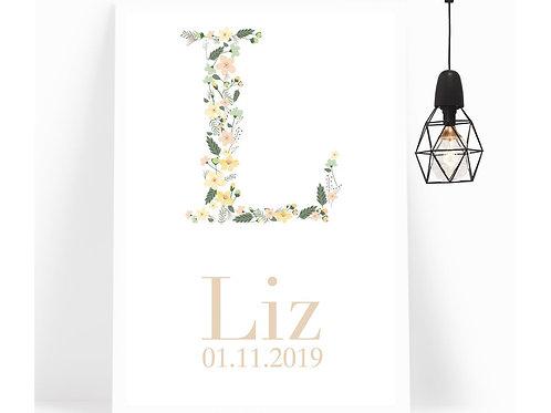 Poster Floral
