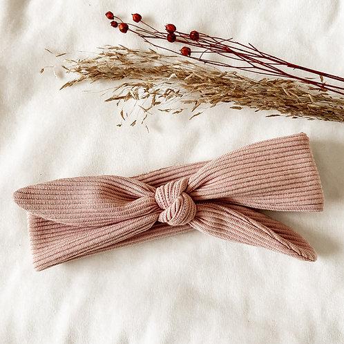 Haarband Rib Roze