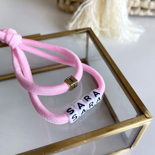 Armband Roze (DESIGN YOUR OWN)