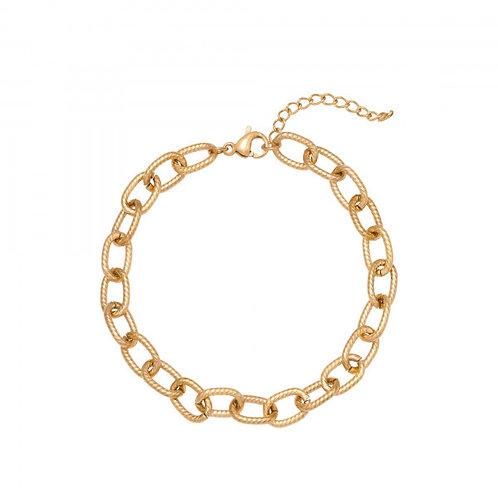 Armband Chiseled Chain