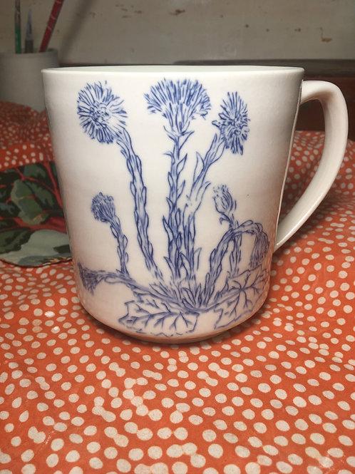 Healing plants mug