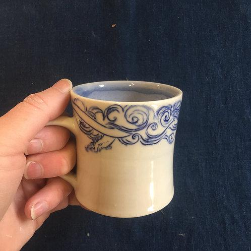 Sky eel mug 2