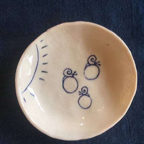 Pinched mini dish 4