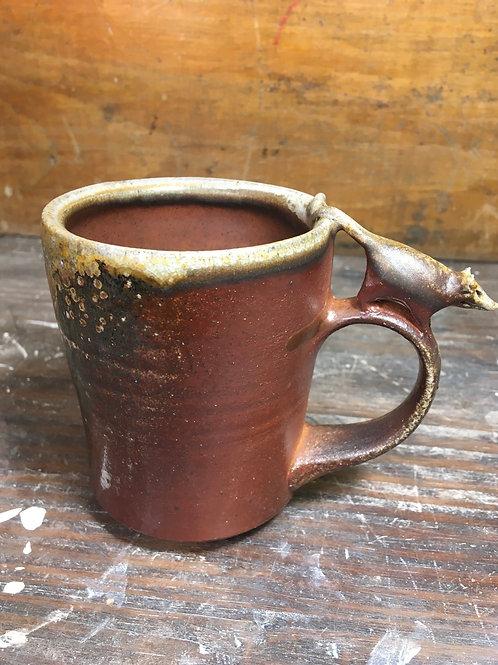 Opossum Wood fired Mug